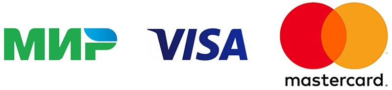 МИР, VISA International, Mastercard Worldwide